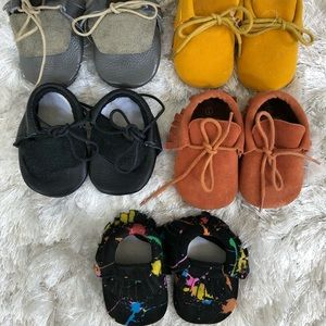 Other - Baby Boy Moccasin Bundle